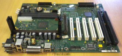 FSC D1064-B12 GS2 ATX Mainboard 2x ISA Slot 1 Intel 440BX AGP USB 4x PCI* m64