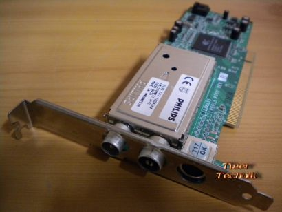 Leadtek LR 6611 LR6611 TV Tuner Karte EAN 4710918290429 Philips* tk37