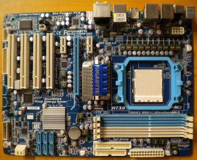 Gigabyte GA-770TA-UD3 Rev 1.0 Mainboard Sockel AM3 AMD DDR3 1866+ USB3.0* m687