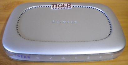 Netgear RP614v2 Cable DSL Web Safe Router Gateway 4x Port* nw437