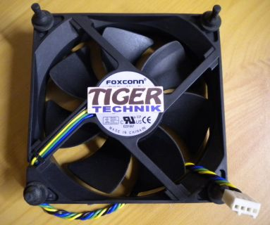 Foxconn PV902512PSPF 0J 92mm 4-pol Gehäuse Lüfter Fan Lenovo* gl13