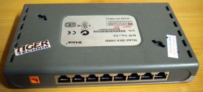 D-Link DES-1008D 10 100 Fast Ethernet Switch 8x Port 10 100 Mbps* nw459