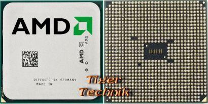 CPU AMD A8-7600 AD7600YBI44JA Quad Core 4x3.1GHz Sockel FM2+ AMD Grafik* c357