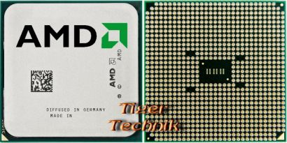 CPU AMD A6-3500 AD3500OJZ33GX Triple Core 3x2.1GHz Sockel FM1 AMD Grafik* c358