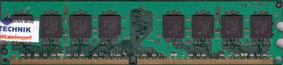 Kingston KVR667D2N5K2 2G PC2-5300 2 GB DDR2 667MHz 9905316-005 A04LF RAM* r330
