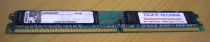 Kingston KVR667D2N5 1G PC2-5300 1GB DDR2 667MHz 9905431-011 A00LF RAM* r334