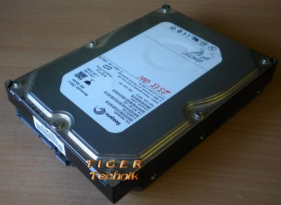 "Seagate ST3200827AS Barracuda 7200.7 HDD 200GB SATA 3,5""  f202"