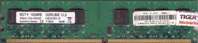 Samsung M378T2953EZ3-CE6 PC2-5300 1GB DDR2 667MHz RAM* r344