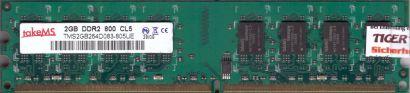 Samsung M378T2953EZ3-CE6 PC2-5300 1GB DDR2 667MHz 0746 RAM* r347