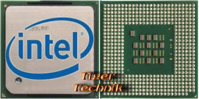 CPU Prozessor Intel Pentium 4 SL6QA 2.66Ghz 533MHz FSB 512KB L2 Sockel 478* c385