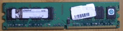 Kingston KVR667D2N5 1G PC2-5300 1GB DDR2 667MHz 9905316-056 A00LF RAM* r354