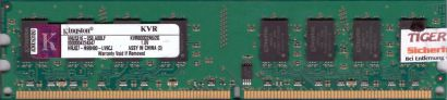 Kingston KVR800D2N6 2G PC2-6400 2GB DDR2 800MHz 99U5316-058 A00LF RAM* r360