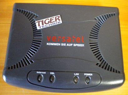 Versatel Turbolink AR860E1-B V2 Modem ADSL ADSL2+ Annex B U-R2 1x LAN* nw481
