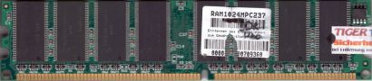 MDT M512-400-16 PC3200 256MB 2Bank DDR1 400MHz CL2.5 RAM* r373
