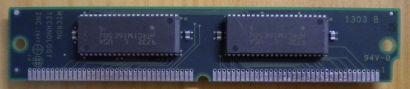 Micron MT4D232DM -6X 8MB EDO-RAM 9734AA4LC.016 RAM* r380