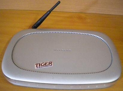 Netgear MR814 Wireless Router 11 Mbps 4x LAN 2.4 GHz* nw489