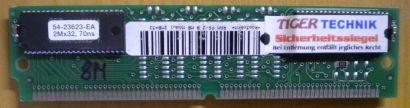 EDO-RAM 54-23623 -EA 8MB 2Mx32 70ns RAM* r385