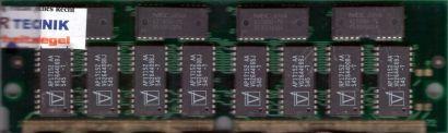 EDO-RAM 8MB Chip Nummern 421000-70 - AP17432 AA - AL00441 AA VG264400BJ* r388