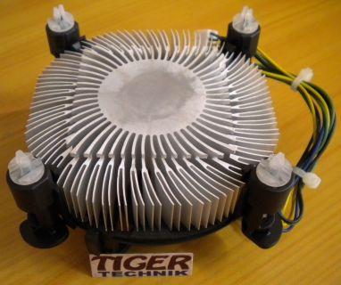 Intel E18764-001 Sockel LGA 775 Prozessorkühler CPU Lüfter 80mm Aluminium* ck18
