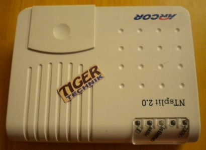 Arcor-NTsplit 2.0 NTBA-split sphairo Modem DSL G02A00* nw496
