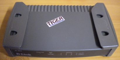 D-Link DI-804 Ethernet Broadband Router 4x NWay ports* nw511