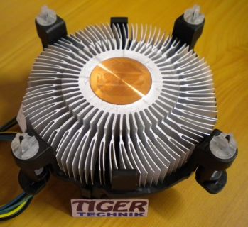 Intel E97378-001 Sockel 1150 1151 1155 1156 CPU Lüfter Alu+Kupfer* ck21