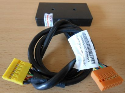 IBM Lenovo ThinkCentre 43N9076 M58 M55 M58p USB Audio Front IO Panel* pz212