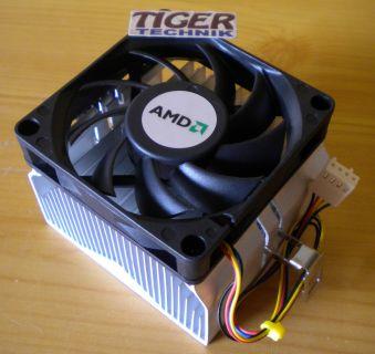 AMD AV Z7LH007001 CPU Lüfter Sockel AM2 AM2+ 939 754 Athlon 64 70mm* ck27
