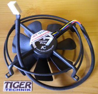 Arctic Cooling Freezer Pro 7 Sockel 775 Prozessorkühler 92mm NUR Lüfter* ck30