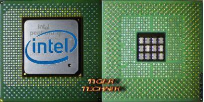 CPU Prozessor Intel Pentium 4 SL57W 1.7GHz 400MHz FSB 256K Cache Sockel 423*c476