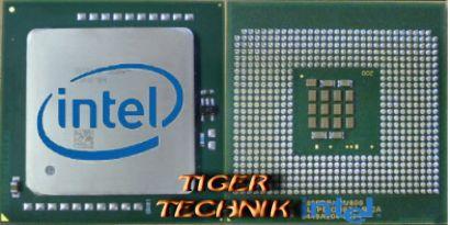 CPU Prozessor Intel Xeon SL6VN 2.8GHz 533MHz FSB 512K Cache Sockel 604* c478