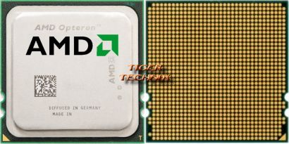 CPU AMD Opteron 8218 OSA8218GAA6CY 2x 2.6GHz FSB1000 2x 1M 64bit Sockel F* c479