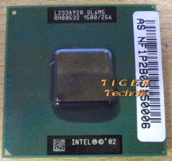 CPU Prozessor Intel Mobile Celeron SL6M5 1.5GHz 400MHz FSB 256K Cache* c480