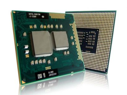 CPU Intel Pentium Dual Core P6100 SLBUR 2x2GHz 3M L3 Sockel G1 HD Grafik* c484