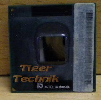 CPU Intel Pentium Dual Core T4300 SLGJM 2x2.1GHz 800MHz FSB 1M Sockel P* c489