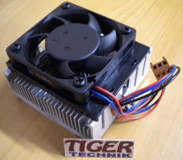 P NEP5-5G11-M1 Sockel 370 462 50mm 3-pol Prozessorkühler CPU Lüfter* ck51