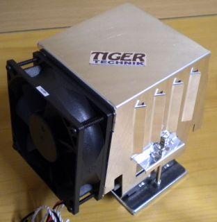 Scythe AMD Sockel 939 940 AM2 AM3 CPU Lüfter 3-pol mit Lüftersteuerung* ck52