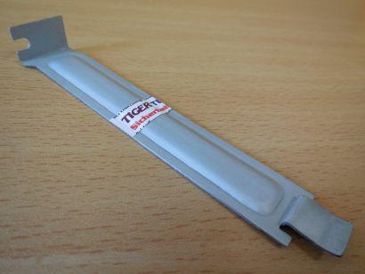 3x Stück Standard Slotblech Slot Blende Slotblende Abdeckung Gehäuse hinten*bl04