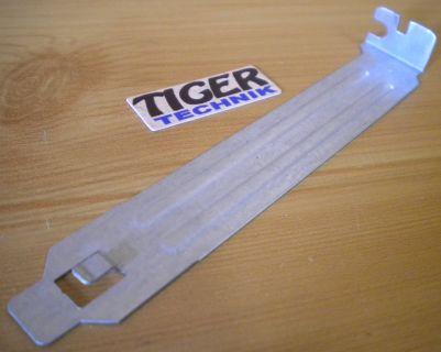 3x Stück Standard Slotblech Slot Blende Slotblende Abdeckung Gehäuse hinten*bl17