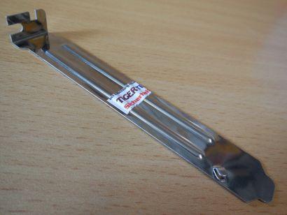 3x Stück Standard Slotblech Slot Blende Slotblende Abdeckung Gehäuse hinten*bl21