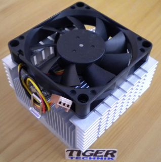 Acer HI.1720C.001 Rev.B Sockel AM2 AM2+ 939 940 Foxconn CPU Lüfter 70mm* ck66