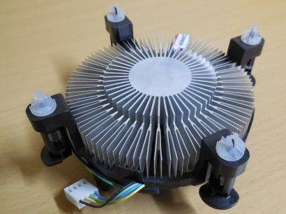 Intel E97379-001 Sockel 1150 1151 1155 1156 CPU Lüfter 4-pol Aluminium* ck76