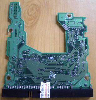 Maxtor WAK21R90 2B020H1 IDE 20GB PCB Controller-Elektronik Platine* fe17