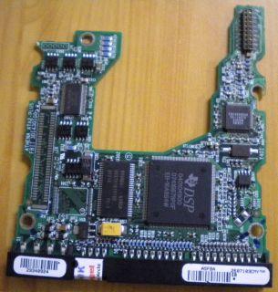 Maxtor WAH21PBO 2B020H1 IDE 20GB PCB Controller-Elektronik Platine* fe19