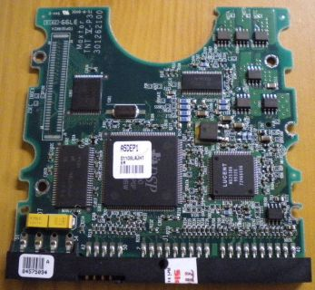 Maxtor FA570480 91301U3 IDE 13GB PCB Controller-Elektronik Platine* fe21