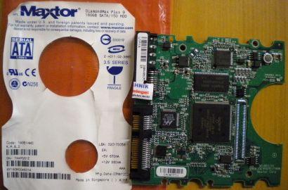 Maxtor DiamondMax Plus 9 6Y160M0 04601A PCB Controller Elektronik Platine* fe23