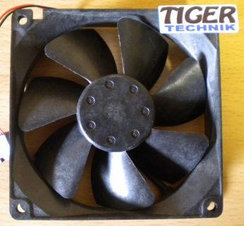 Minebea 3610KL-04W-B60 166809-005 Rev. K 92mm 12V 0.56A Gehäuse Lüfter Fan* gl25