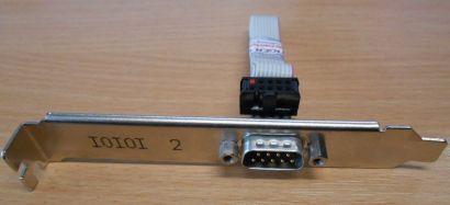 Packard Bell CHO-BOS iStart 2521 GE COM 9-pin Seriell Slot Blende* pz226