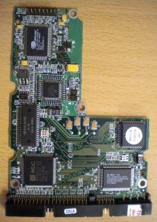 WD Caviar AC26400-00RN ATA 6.4GB PCB Controller-Elektronik Platine* fe31