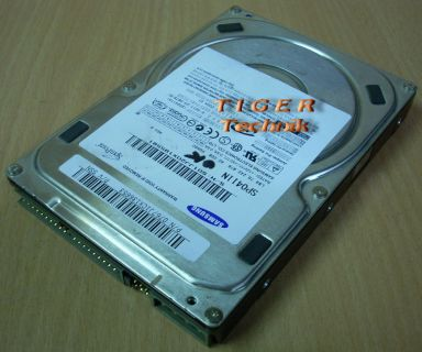 Samsung SpinPoint SP0411N Rev.A Pango 40.0GB ATA Slim HDD Festplatte* f97